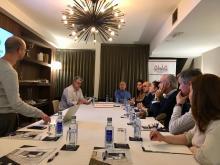 Formación en Alía Network de Brais Rodríguez sobre Marketing.