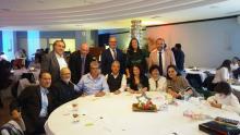ASOCIACIÓN ALIA NETWORK cena solidatia TIERRA DE HOMBRES 2017